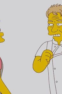 Simpsonovi - Dobrá manželka  - The Food Wife