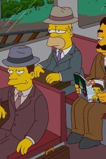 Simpsonovi - Muž v modrých flanelových kalhotách  - The Man in the Blue Flannel Pants