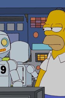 Simpsonovi - Oni, roboti  - Them, Robot