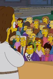 Simpsonovi - Tajnosti Neda a Edny  - Ned 'N' Edna's Blend