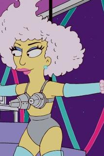 Simpsonovi - Líza a Lady Gaga  - Lisa Goes Gaga
