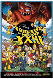 Simpsonovi - Speciální čarodějnický díl XXIII  - Treehouse of Horror XXIII