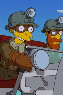 Simpsonovi - Den, kdy se ochladila Země  - The Day the Earth Stood Cool