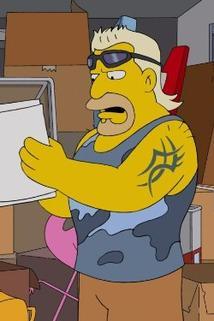 Simpsonovi - Krasavec Děda  - Gorgeous Grampa