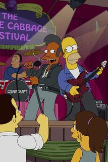 Simpsonovi - Kapela otců  - Covercraft