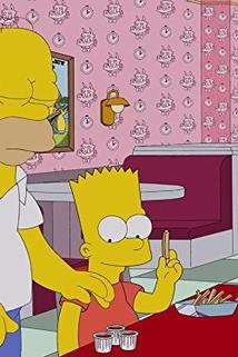 Simpsonovi - Hádej, kdo nepříjde na večeři  - The Man Who Came to Be Dinner