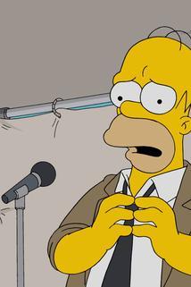 Homer improvizuje