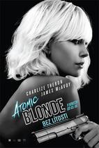 Plakát k filmu: Atomic Blonde: Bez lítosti