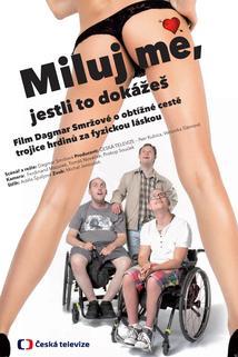 Plakát k filmu: Miluj mě, jestli to dokážeš