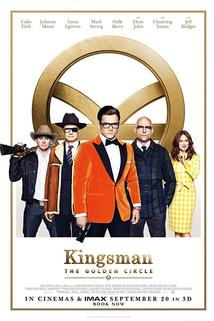 Plakát k filmu: Kingsman: The Golden Circle