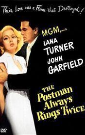 Pošťák vždycky zvoní dvakrát  - The Postman Always Rings Twice