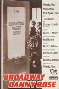 Danny Rose z Broadwaye  - Broadway Danny Rose