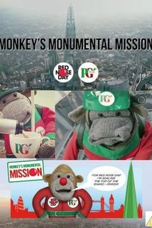 Comic Relief: Monkey's Monumental Mission