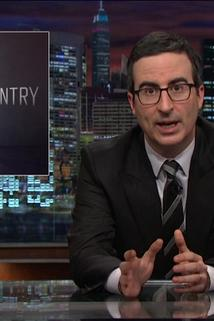 John oliver cryptocurrency company