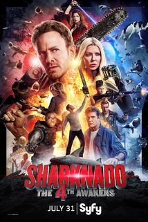 Zraločí tornádo 4  - Sharknado 4: The 4th Awakens