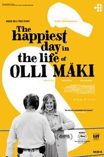 Plakát k filmu: Nejšťastnější den v životě Olliho Mäkiho