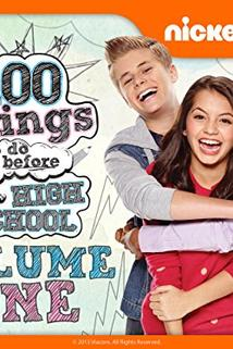 100 Things to Do Before High School - Adopt a Flour Baby Thing!  - Adopt a Flour Baby Thing!