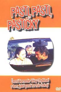Plakát k filmu: Pasti, pasti, pastičky