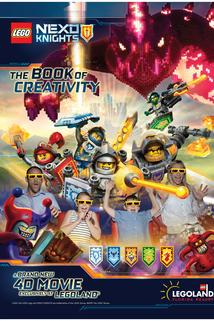 LEGO Nexo Knights 4D: The Book of Creativity  - LEGO Nexo Knights 4D: The Book of Creativity