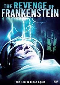 Frankensteinova pomsta  - Revenge of Frankenstein, The