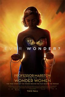 Plakát k filmu: Professor Marston & the Wonder Women
