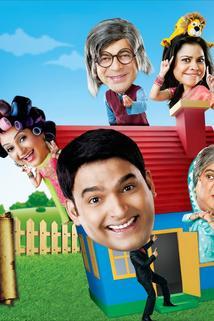 Comedy Nights with Kapil - Dharmendra  - Dharmendra