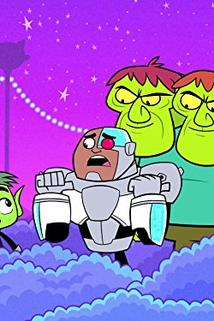 Teen Titans Go! - The Cruel Giggling Ghoul  - The Cruel Giggling Ghoul