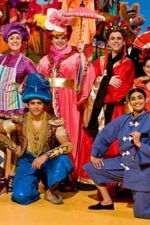 CBeebies Christmas Panto 2010: Aladdin