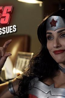 Wonder Woman's Dating Service