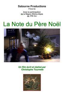 La note du Père Noël