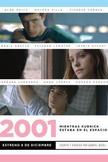2001: mientras Kubrick estaba en el espacio