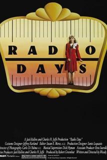 Zlaté časy rádia  - Radio Days
