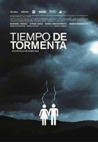 Občasné bouřky  - Tiempo de tormenta