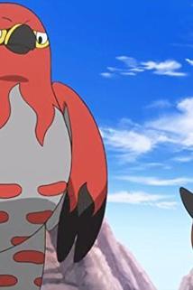 Pokemon XY - A Sky Battle!? Luchabull VS Fiarrow!!  - A Sky Battle!? Luchabull VS Fiarrow!!