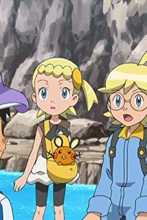 Pokemon XY - A Slippery Encounter!  - A Slippery Encounter!