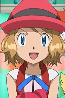 Pokemon XY - Performing with Fiery Charm!  - Performing with Fiery Charm!