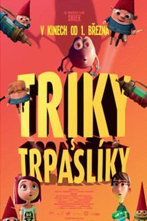 Plakát k filmu: Triky s trpaslíky
