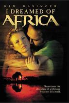 Plakát k filmu: Snila jsem o Africe