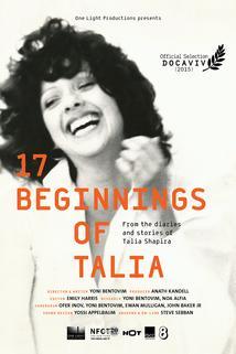 17 Beginnings of Talia