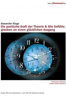 Alle Gefühle glauben an einen glücklichen Ausgang - Über Alexander Kluge