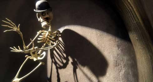 Mrtvá nevěsta Tima Burtona