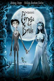Plakát k filmu: Mrtvá nevěsta Tima Burtona
