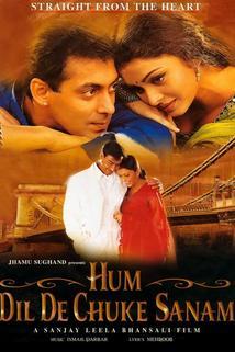 Mé srdce už někomu patří  - Hum Dil De Chuke Sanam