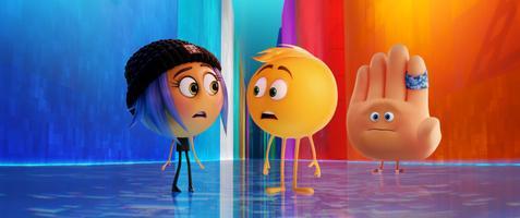 Emoji ve filmu 3D