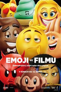 Plakát k filmu: Emoji ve filmu 3D