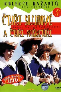 Čtyři sluhové a čtyři mušketýři 2: Jen počkej kardinál !  - Quatre Charlots mousquetaires, Les