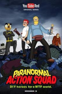 Paranormal Action Squad  - Paranormal Action Squad