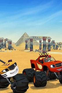 Blaze And The Monster Machines Race To The Top Of The