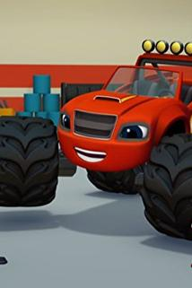 Blaze and the Monster Machines - Axle City Gand Prix  - Axle City Gand Prix