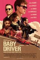 Plakát k filmu: Baby Driver